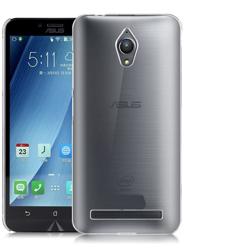 """Imagem de Capa para ZenFone Go 5"""" (ZC500TG) de TPU - Transparente"""