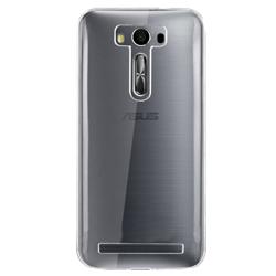 """Imagem de Capa para ZenFone 2 Laser 5,5"""" (ZE550KL) de TPU - Transparente"""