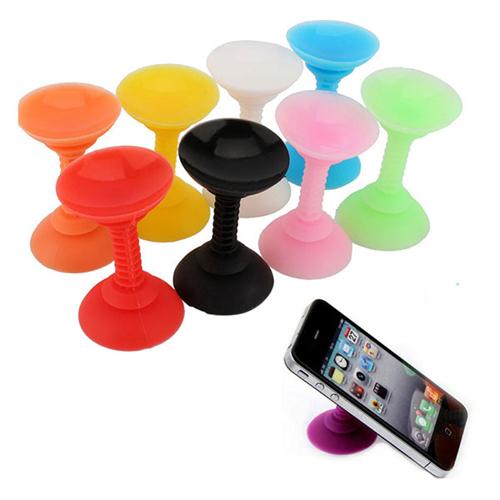 Imagem de Suporte de Silicone com Ventosa para Smartphone