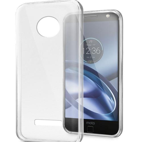 Imagem de Capa para Moto Z de TPU - Transparente