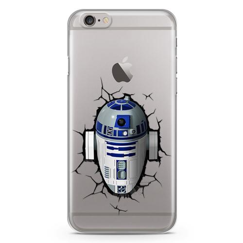 Imagem de Capa para Celular - Star Wars | R2D2