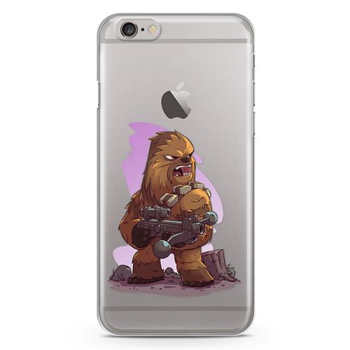 Imagem de Capa para Celular - Star Wars | Chewbacca