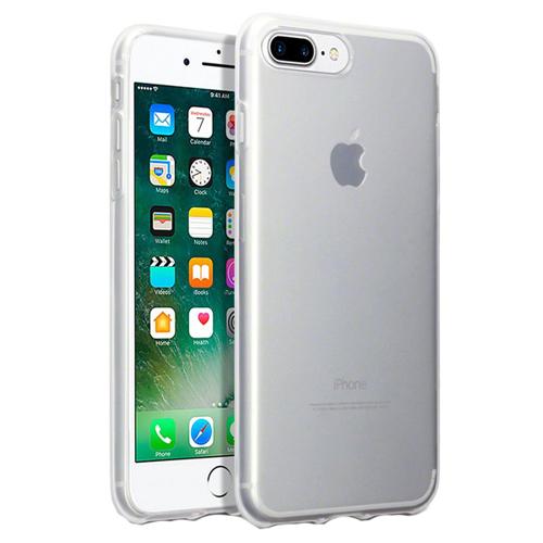 Imagem de Capa para iPhone 7 Plus e 8 Plus de TPU - Transparente