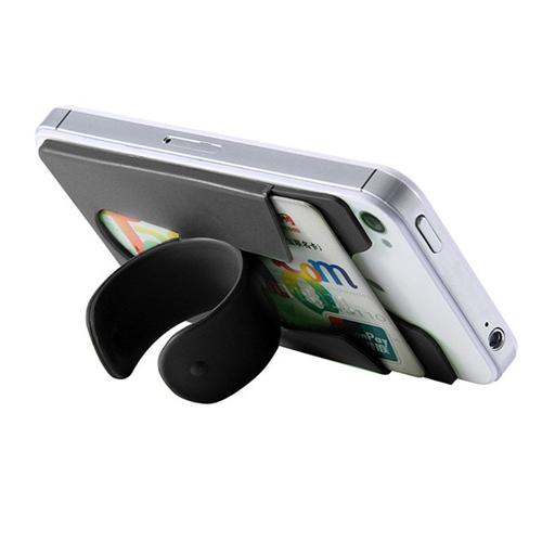 Imagem de Suporte Adesivo para Smartphone - Magic Touch-C | Preto