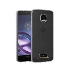 Imagem de Capa para Moto Z Play de TPU - Transparente