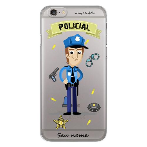 Imagem de Capa para Celular - Policial   Homem