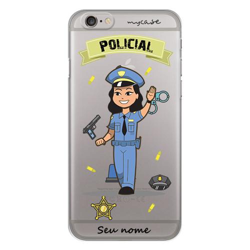 Imagem de Capa para Celular - Policial | Mulher