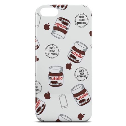 Imagem de Capa para Celular - Nutella | Apple
