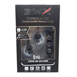 Imagem de Fone de Ouvido Bluetooth BWX-201