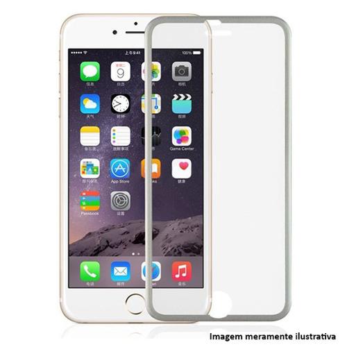 Imagem de Película para iPhone 7 de Vidro Temperado com Borda - Prata