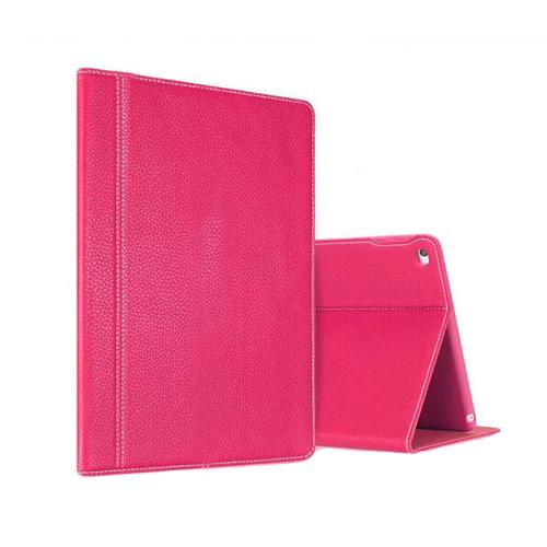 Imagem de Capa para iPad Air 2 de Couro Legítimo - Rosa