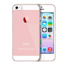 Imagem de Capa para iPhone 5 de TPU Casca de Ovo - Transparente