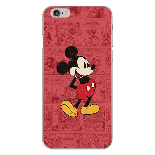 Imagem de Capa para Celular - História em Quadrinhos   Mickey