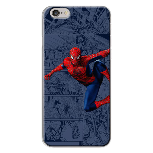Imagem de Capa para Celular - História em Quadrinhos   Homem Aranha