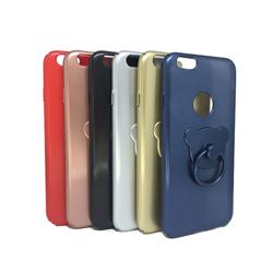 Imagem de Capa para iPhone 5 e 5S de Plástico - Ursinho