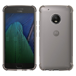 Imagem de Capa para Moto G5 de TPU - Transparente