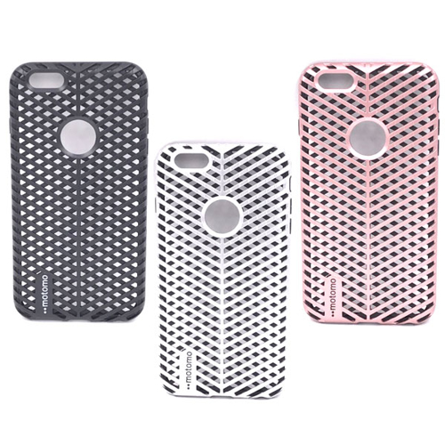Imagem de Capa para iPhone 7 de Plástico e Silicone - Anti Shock Grade | Motomo