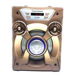 Imagem de Caixa de Som Bluetooth A-102 - Altomex