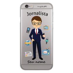 Imagem de Capa para Celular - Jornalista | Homem