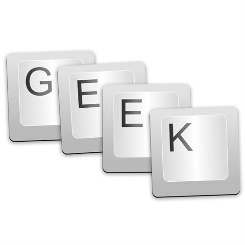 Imagem de Porta Copos - Teclas GEEK