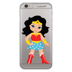 Imagem de Capa para Celular - Mulher Maravilha | Cute