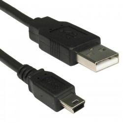 Imagem de Cabo de dados USB V3 - Preto | KinGo