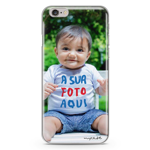 Imagem de Capinha para Celular Personalizada com Foto