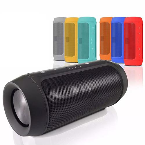 Imagem de Caixa de Som Bluetooth Resistente à água - Charge 2+   Preta