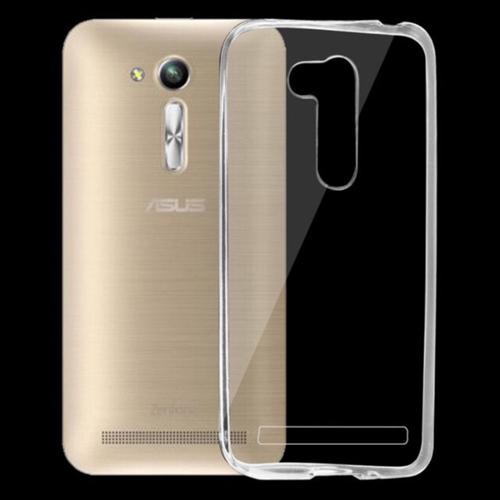 """Imagem de Capa para ZenFone Go Mini 4,5"""" (ZB452KG) de TPU - Transparente"""