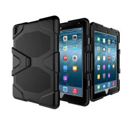 Imagem de Capa para iPad Air 2 de Borracha Anti Shock - Preta