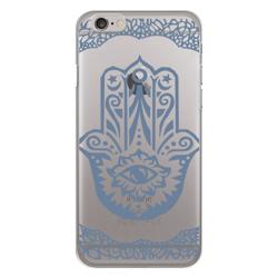 Imagem de Capa para Celular - Olho que tudo vê azul.