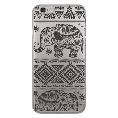 Imagem de Capa para Celular - Elefante mosaico