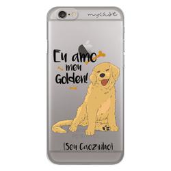 Imagem de Capa para Celular - Eu amo meu Golden