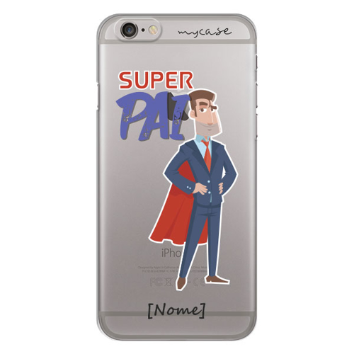 Imagem de Capa para Celular - Super Pai