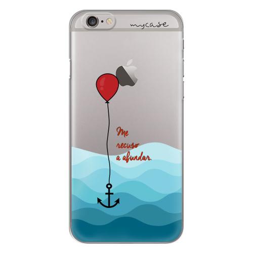 Imagem de Capa para Celular - Me recuso a afundar