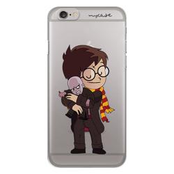Imagem de Capa para Celular - Vilões Precisam de Amor | Harry Potter