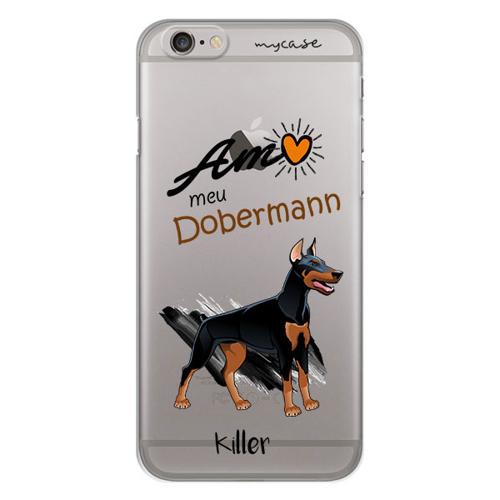 Imagem de Capa para Celular - Dobermann