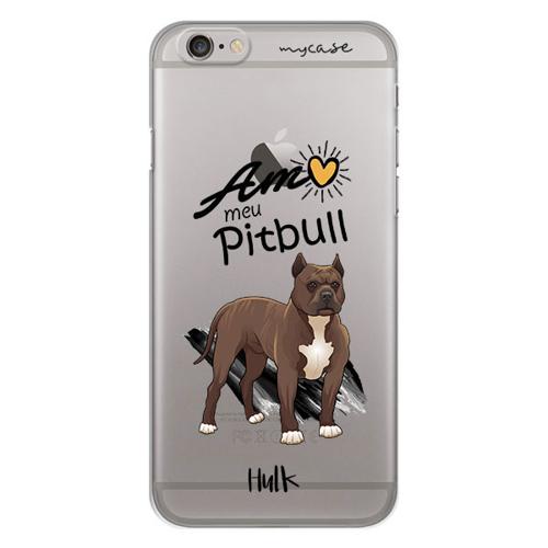 Imagem de Capa para Celular - Pitbull
