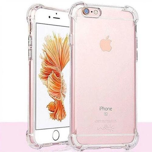 Imagem de Capa para iPhone 6 e 6S de TPU Anti Shock - Transparente