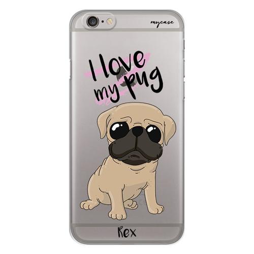 Imagem de Capa para Celular - Love my pug