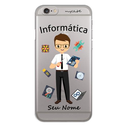 Imagem de Capa para Celular - Informática | Homem