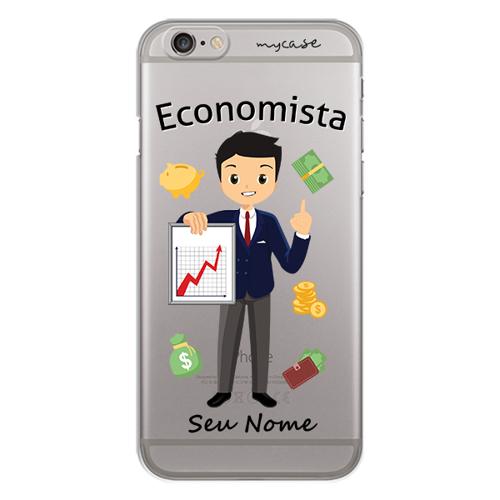 Imagem de Capa para Celular - Economista | Homem