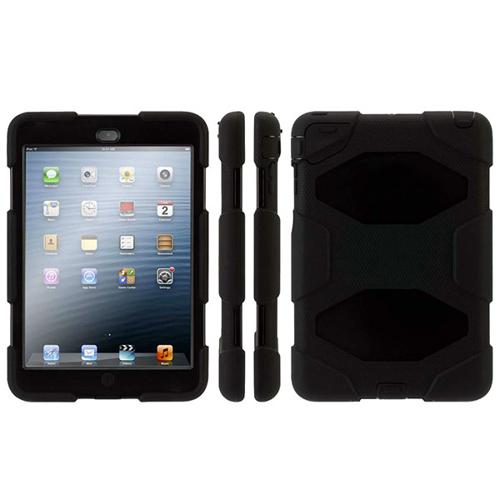 Imagem de Capa para iPad 2, 3 e 4 de Borracha Anti Shock - Preta