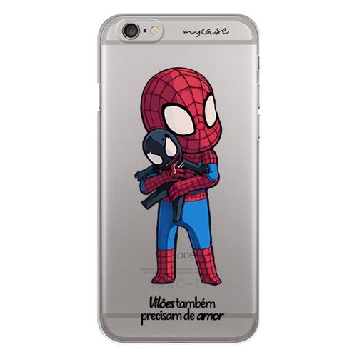 Imagem de Capa para celular - Vilões Precisam de Amor | Venom