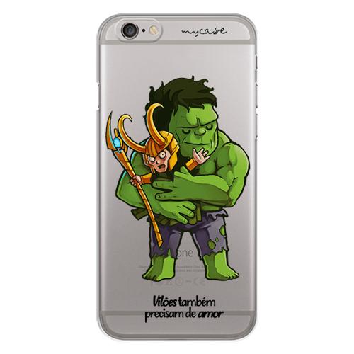 Imagem de Capa para Celular - Vilões Precisam de Amor | Loki