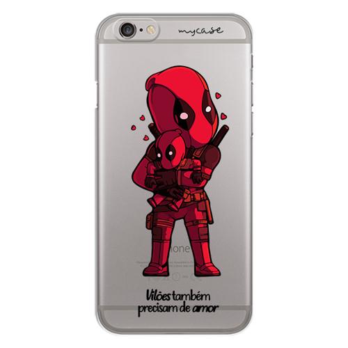 Imagem de Capa para Celular - Vilões Precisam de Amor   DeadPool