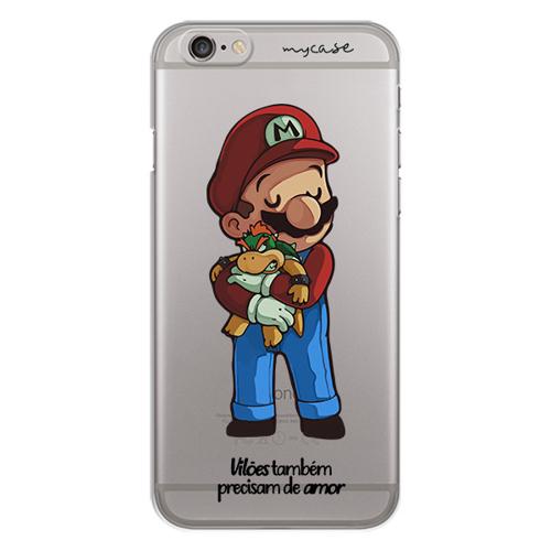 Imagem de Capa para Celular - Vilões Precisam de Amor   Bowser