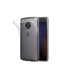 Imagem de Capa para Moto G5S de TPU - Transparente