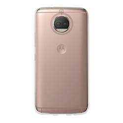 Imagem de Capa para Moto G5S Plus de TPU - Transparente