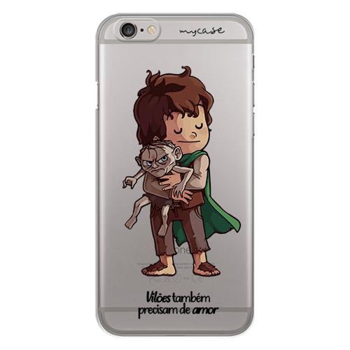 Imagem de Capa para celular - Vilões Precisam de Amor   Gollum